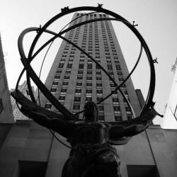 Rockefeller Center, 'Atlas'