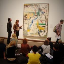 Referat o Willemie de Kooningu w Metropolitan Museum of Art
