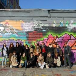 Five Pointz przy MoMA PS1, Queens