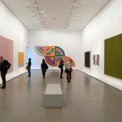 """Deutsche Guggenheim, wystawa """"Color Fields"""""""