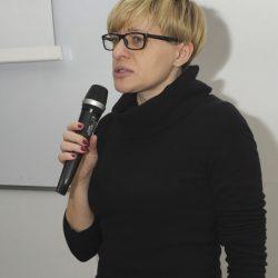 Prof. Agata Jakubowska, fot. R. Rau