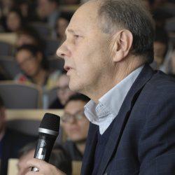 Prof. Adam Labuda, Prof. Maria Poprzęcka, fot. R. Rau