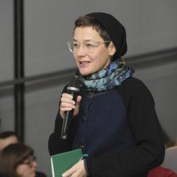 Prof. Monika Bakke, fot. R. Rau